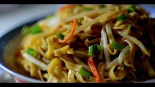 Noodle with Sesame Sauce Szechwan Style