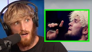 LOGAN PAUL REACTS TO KHABIB NURMAGOMEDOV'S RETIREMENT