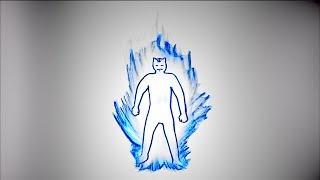 鋭い気迫/只者ではないオーラ 効果音 Dominating Atmosphere/Aura Sound Effect