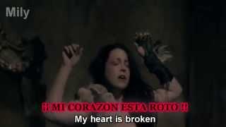 Evanescence - My Heart Is Broken Subtitulado Español Ingles