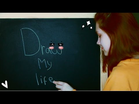 🎨 DRAW MY LIFE 🎨