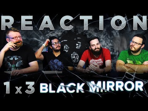 """Black Mirror 1x3 REACTION!! """"The Entire History of You"""""""