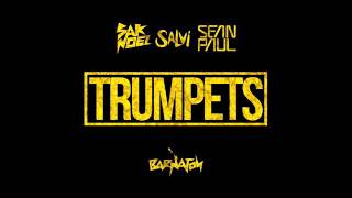 Sak Noel & Salvi ft  Sean Paul   Trumpets Official Audio