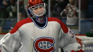 NHL 07 - 11 Round Shootout - Montreal Canadiens vs. Buffalo Sabres (Xbox 360)