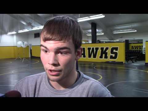 Iowa Media Day - Brandon Sorensen