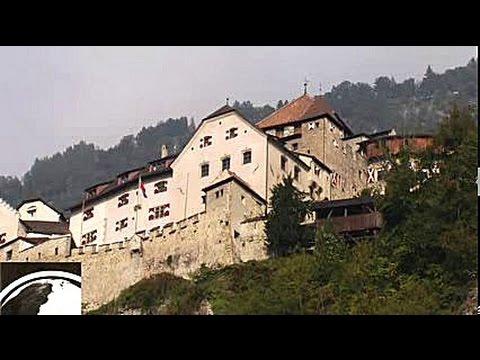 Stadtle Street - Vaduz, Liechtenstein