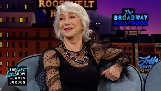 Helen Mirren Threw Her Future Away at 22