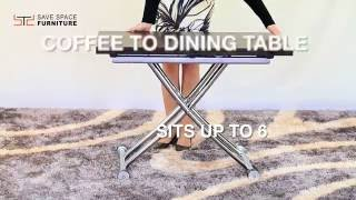 Rio - Coffee to Dining Smart Folding Table