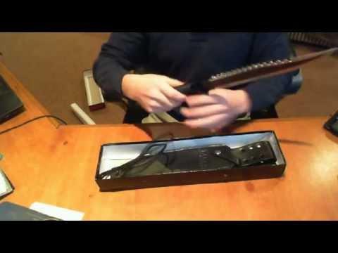 Rambo First Blood Part II Knife - YouTube