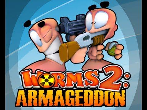 Прохождение игры WORMS 2 ARMAGEDDON (ЧАСТЬ 4)
