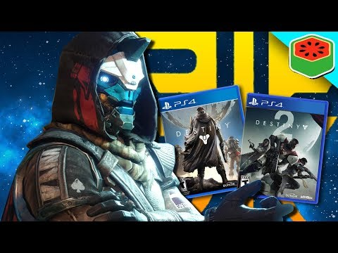 BETTER THAN DESTINY 1!?   Destiny 2 - The Dream Team
