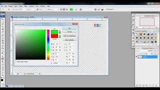 Repeat youtube video Corel Video Studio  + Photoshop basic