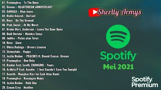 SPOTIFY TOP HITS INDONESIA MEI 2021