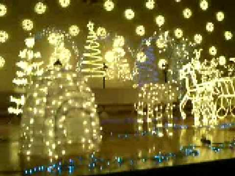 st theresas church hall christmas decorations in edison nj youtube - Christmas Hall Decorations