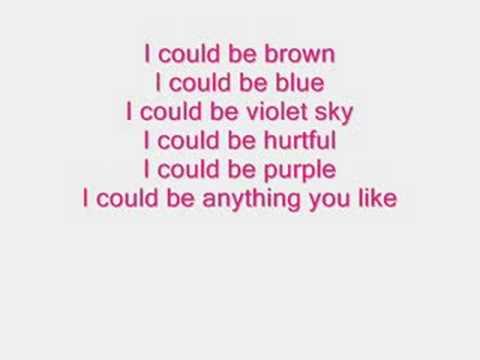 Mika - Grace Kelly Lyrics