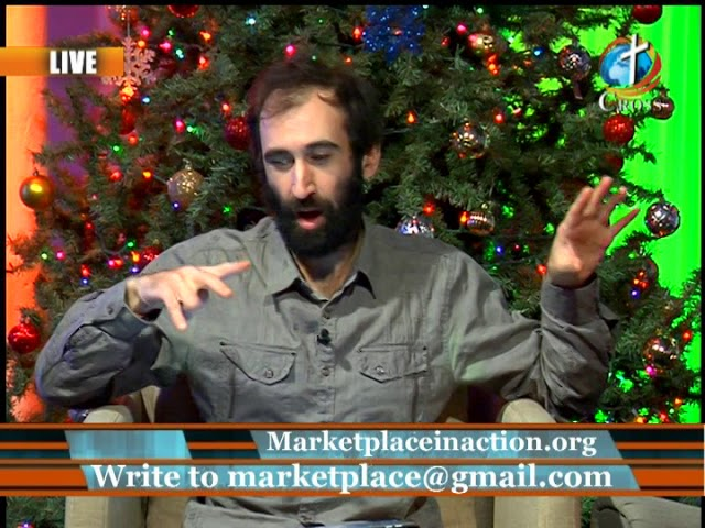 Market place in Action Dr. Ken Smith and Anthony Salerno 12-04-2017