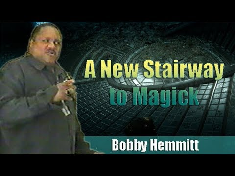 Bobby Hemmitt | A New Stairway to Magick (Official Bobby Hemmitt Archives) - Pt. 1/6