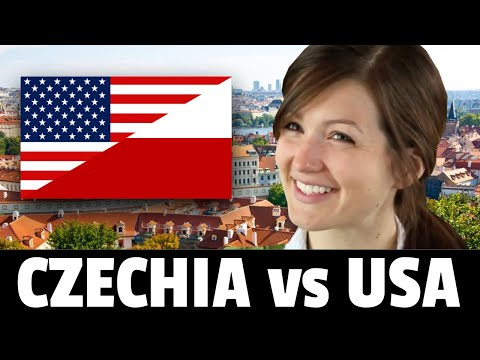 Foreigner REACTS to Life in the Czech Republic | Czechia Is Amazing