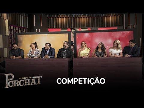 Apresentadores Da Record TV Se Dividem Sobre Talento De Caloura