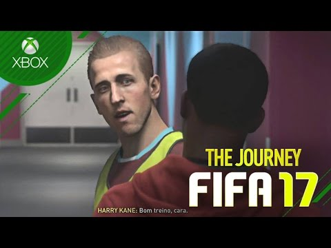 FERROU MUITOOO !!! - FIFA 17 - The Journey #07 [Xbox One]