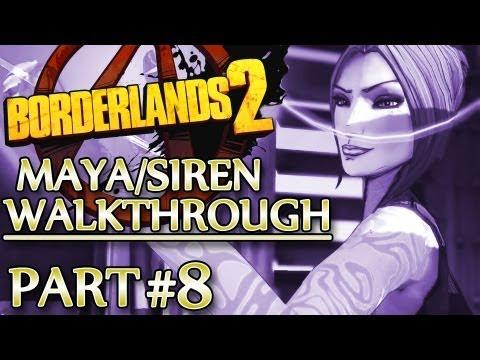Ⓦ Borderlands 2 Maya/Siren Walkthrough - Part 8 ▪ In Memoriam and Cult Following