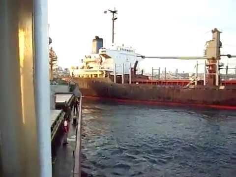 Accident   Ship  DX CONTINENT   Bosphorus, Turkey  - Kaza Gemi DX CONTINENT Boğaz, Türkiye BOSFOR