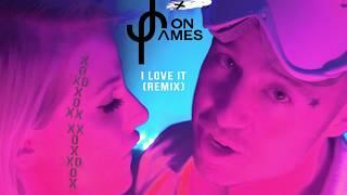 Kanye West & Lil Pump - I Love It (Jon James Remix)