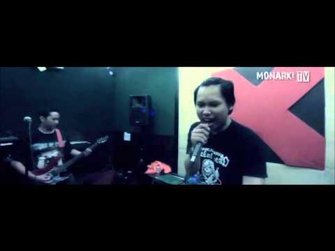 MONARKI live at studio - What u hear is what u get