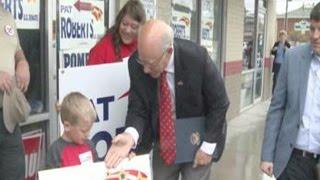Republican Incumbent Narrowly Wins Kansas Senate Race