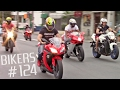 BIKERS #124 - BMW, Honda, Kawasaki, Ducati, MV Agusta & More Motorcycle Sounds!