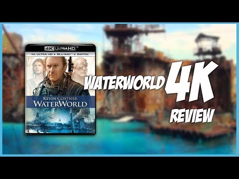 WATERWORLD 4K UHD BLU-RAY REVIEW
