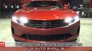 2020 Chevrolet Camaro - Exterior And Interior - LA Auto Show 2019