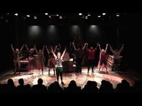 """Egads! Theatre - """"We Beseech Thee"""" from GODSPELL"""