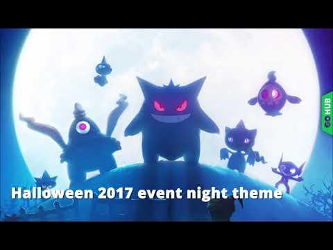 "Pokémon GO Halloween 2017 event music: ""Lavender Night"""