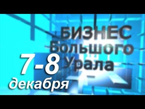 """Бизнес Большого Урала"". 7-8 декабря 2019"