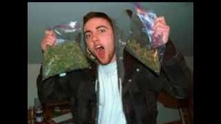 WEED SMOKE PROJECT PAT REMIX FT MAC MILLER SCREAMING OWL RECORDS EXCLUSIVE