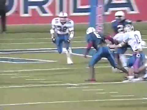 Instant Replay of Pahokee QB Anquan Boldin