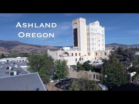 See the Beautiful City of Ashland Oregon