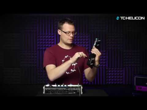 Switch-6 & VoiceLive 3 Setup