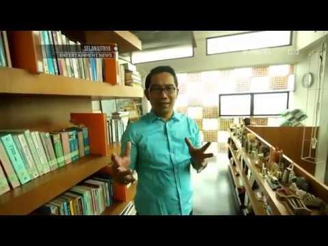 NET17-Ridwan Kamil Bangun Rumah di Bandung dari 30 Ribu Botol Bekas