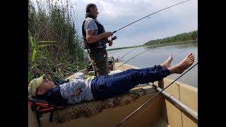 Отдых на Волге в Астрахани 2019. Часть 5