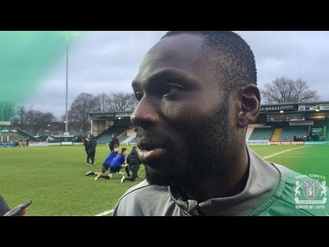 FRANCOIS ZOKO POST PORTSMOUTH