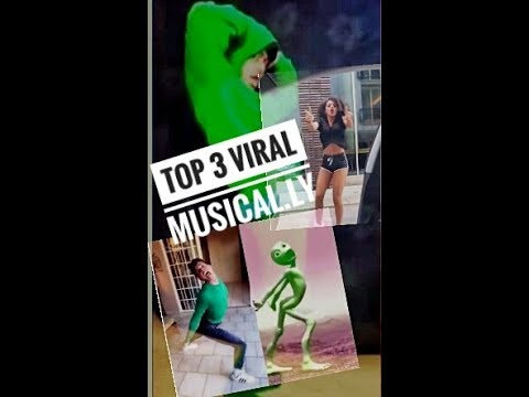 TOP THREE VIRAL TIK TOK  (MUSICAL.LY) VIDEOS [2017-18]