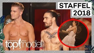 Hochzeits-Crash mit Victoria! Der Magic Mike Video Dreh | GNTM 2018 | ProSieben