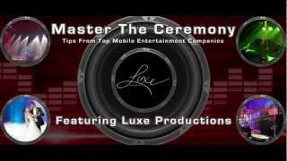 CHAUVET DJ Master the Ceremony featuring Luxe Productions