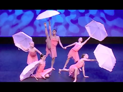 Dance Moms - Singing in the Rain/Umbrella - Audio Swap