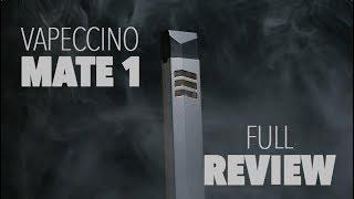 Vapeccino Mate 1 Full Review