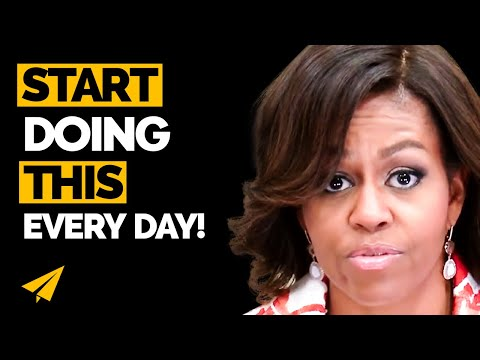 'The ONLY Way You SUCCEED is by FAILING!' - Michelle Obama (@MichelleObama) - Top 10 Rules
