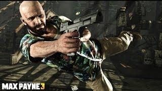 Max Payne 3 - PC Multiplayer Gameplay - 1080P