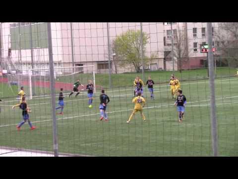 Sestřih utkání: FC Vysočina Jihlava U16 - MFK Vítkovice U16 5:2 (1:0) - 8.4.2017 (5. kolo)